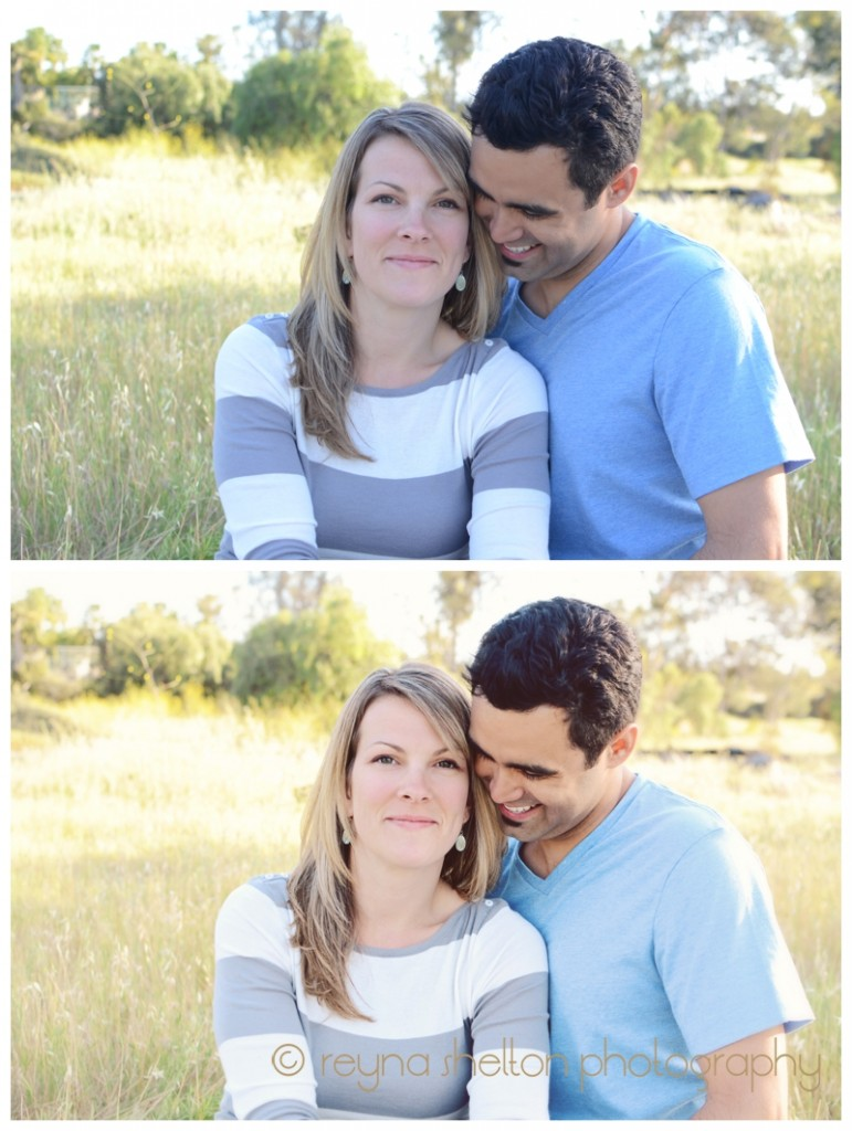 Editing Before/After- San Diego & Chula Vista Family Photographer